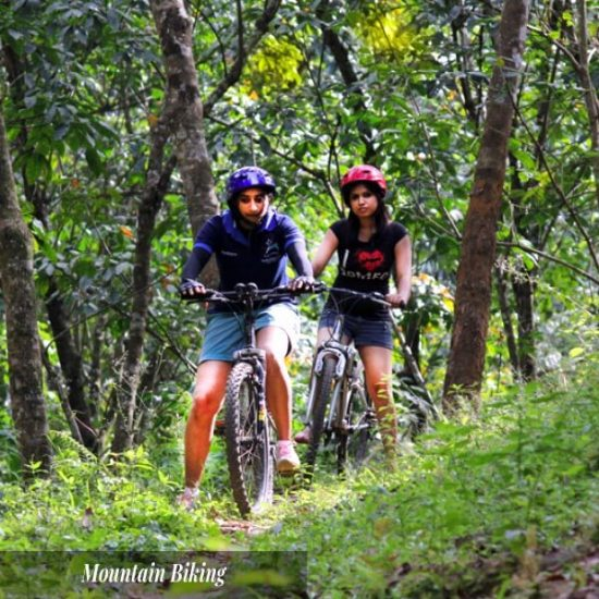 Kitulgala Mountain biking
